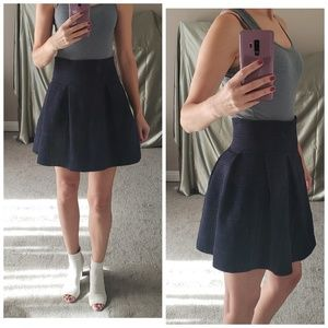H&M Fit and Flare Skirt